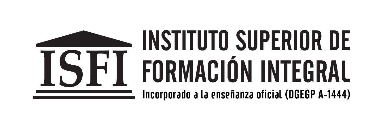 ISFI | Instituto Superior de Formación Integral